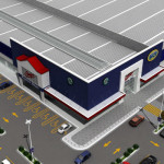 Supercenter Tecnologico Chihuahua - Layout