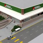 Bodega Huajuapan de León - Diseño y adaptación regional