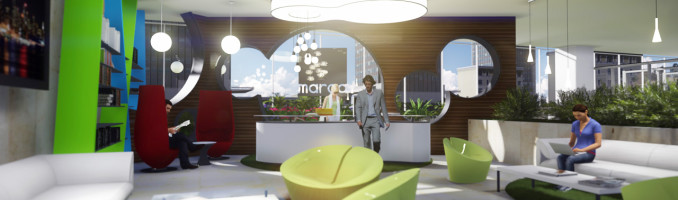 Diseño oficinas en Santa Fe