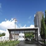 Propuesta de acceso a área residencial