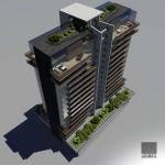 Edificio residencial tipo